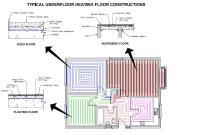 Underfloor heating layout - Click to Open