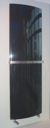 Designer marble radiator